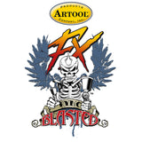 "Artool Blasted FX Lucky FX Freehand Airbrush Template by Ryan ""Ryno"" Templeton"