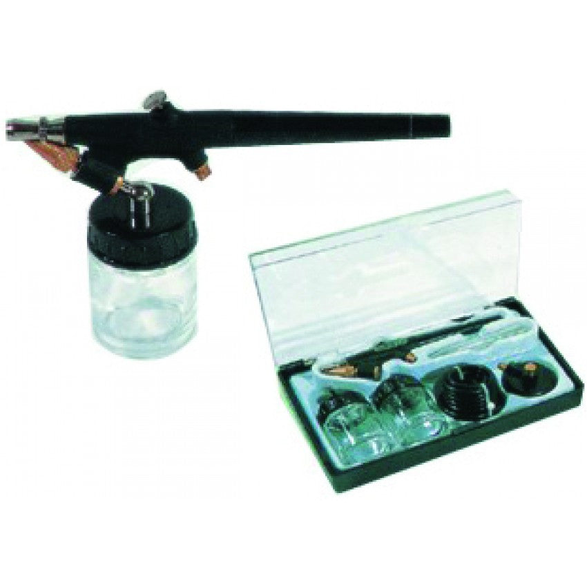 A138 Airbrush - Single Action - Siphon Feed