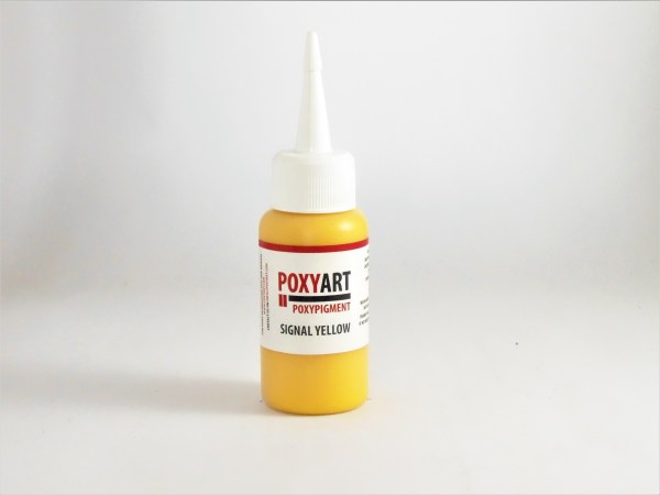 POXYPIGMENTS 50ML – SIGNAL YELLOW
