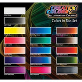 Illustration Colors Box Set