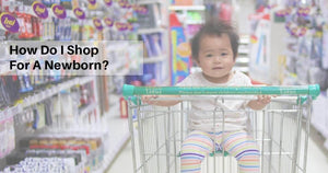 How Do I Shop for a Newborn?