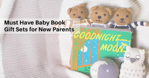 Must Have Baby Book Gift Sets for New Parents