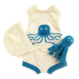 Spring Baby Gifts: New Organic Baby Gifts Sets with Sleeveless Rompers, Hats & Toys