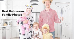 Baby Clothes - Best Halloween Family Photos