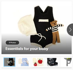 Essentials For Your Newborn