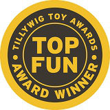 Estella - Tillywig Toy Awards, January 2015