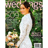 Estella - Martha Stewart Weddings, Spring 2016 Issue