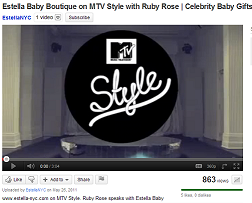 Estella - Estella Baby Boutique on MTV Style