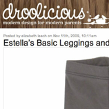 Estella - Babble.com's Droolicious Blog