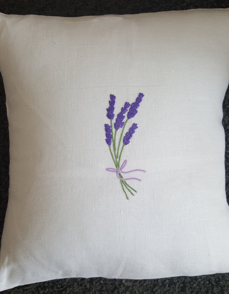 Pillow Cover - Lavender Sprig
