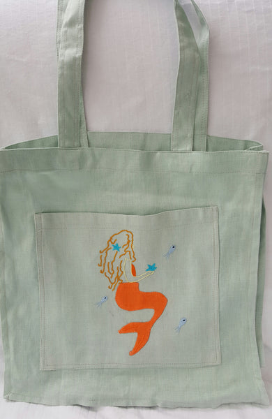 Bags - Mermaid Market Bag