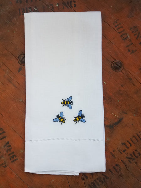 Guest Towels - Three Bees