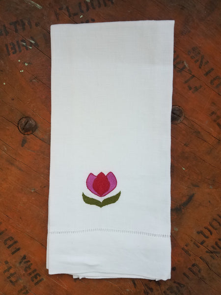 Guest Towels - Tulip