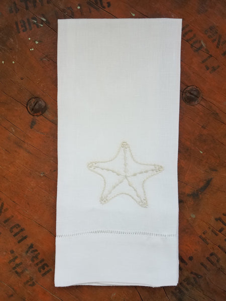 Guest Towels - Starfish