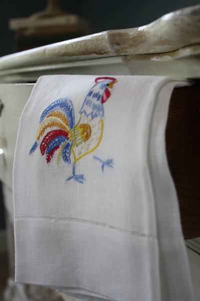 Guest Towels - Rooster
