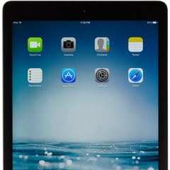 Apple iPad Air MF520LL A (32GB Wi-Fi T-Mobile Black with Space Gray)