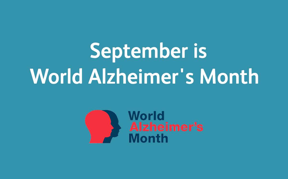 Lets Support The Most Vulnerable During World Alzheimer's Month