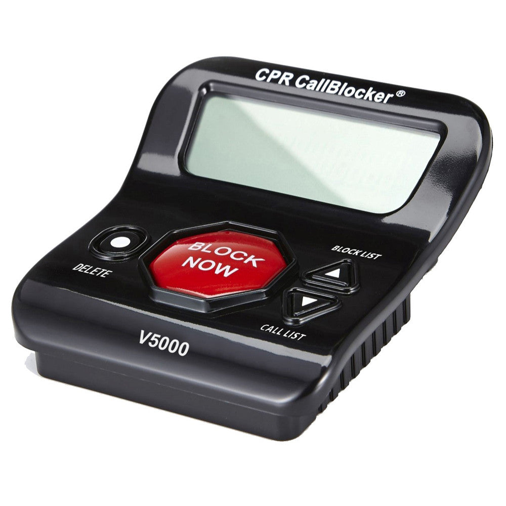 CPR Call Blocker V5000 - SPECIAL OFFER