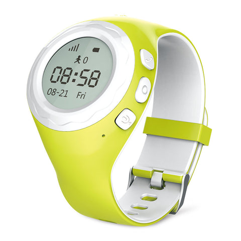 WATCHU GPS Smart Watch for Kids