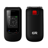 CPR CS900 3G Flip Cell Phone with Call Blocking Technology