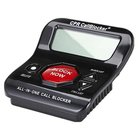 CPR Call Blocker V202 Side View