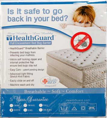 Full Encasement Bed Bug Barrier - Mike the Mattress Guy