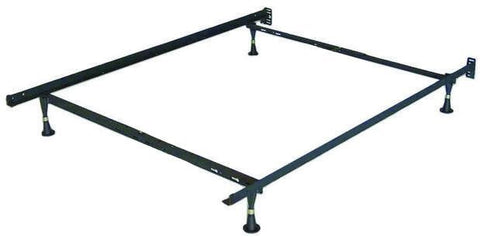 Single, Double, Queen, Metal Frame Without Center Support - Mike the Mattress Guy