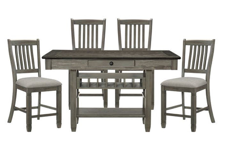 5627GY Dining Set