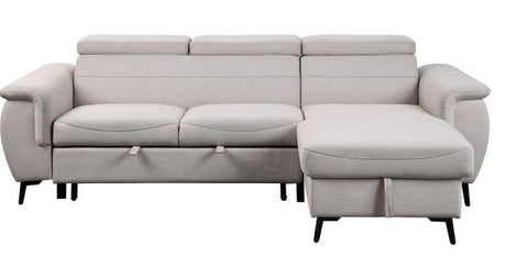 9403BE SC 2-Piece Reversible Sectional - Mike the Mattress Guy