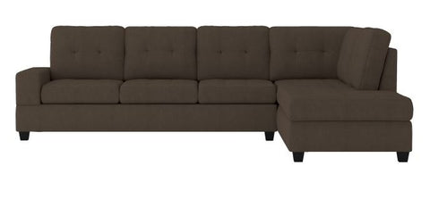 9507CHC SC 2-Piece Reversible Sectional - Mike the Mattress Guy