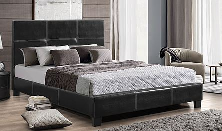 IF-130 Platform Bed ( 3 Colours Available ) - Mike the Mattress Guy