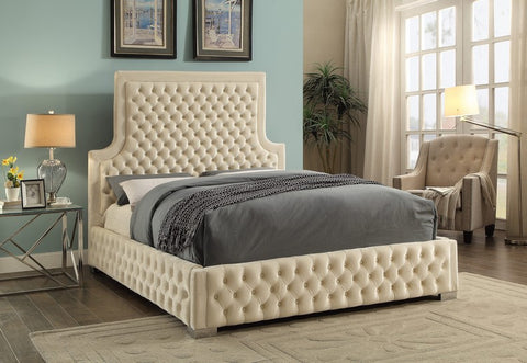 IF-5602 Platform Bed - Mike the Mattress Guy