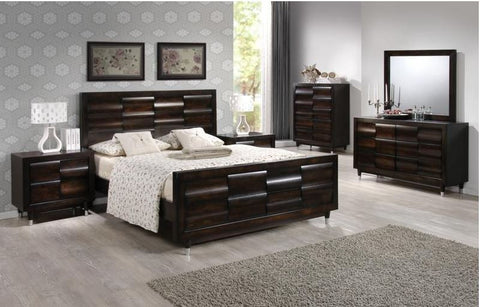 Katherine Collection Bed