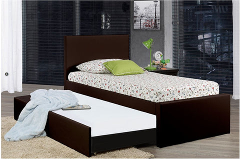 R-120 Trundle/Storage Bed