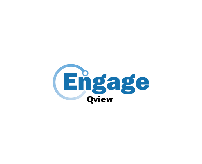 Engage Qview - Price is per month. Customer will be invoiced monthly after first online payment.