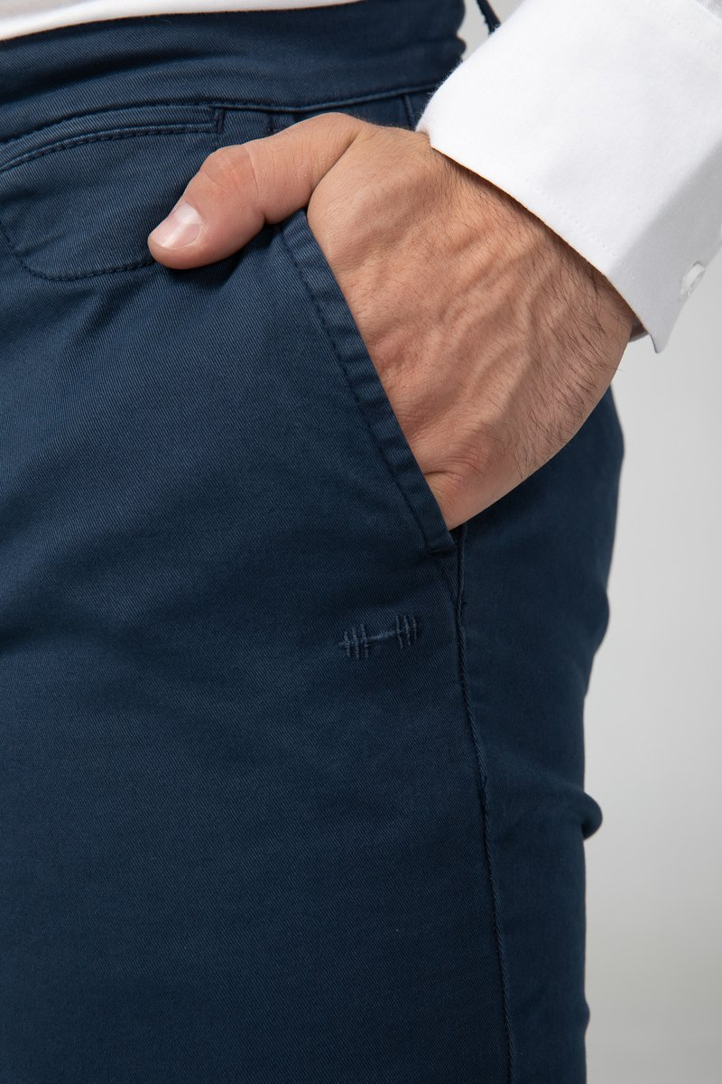 Chino Navy Blue Pocket Detail (2416475635793)
