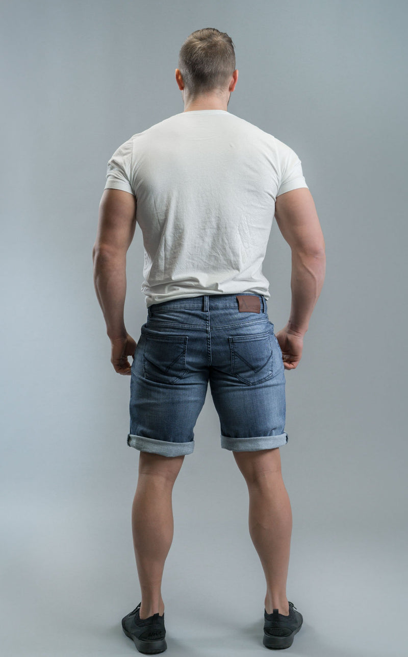 AESPAREL 3D SHORT BACK VIEW