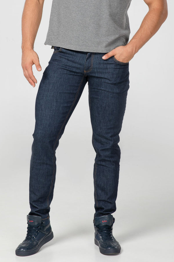 SLIM FIT MEN'S JEANS - DARK