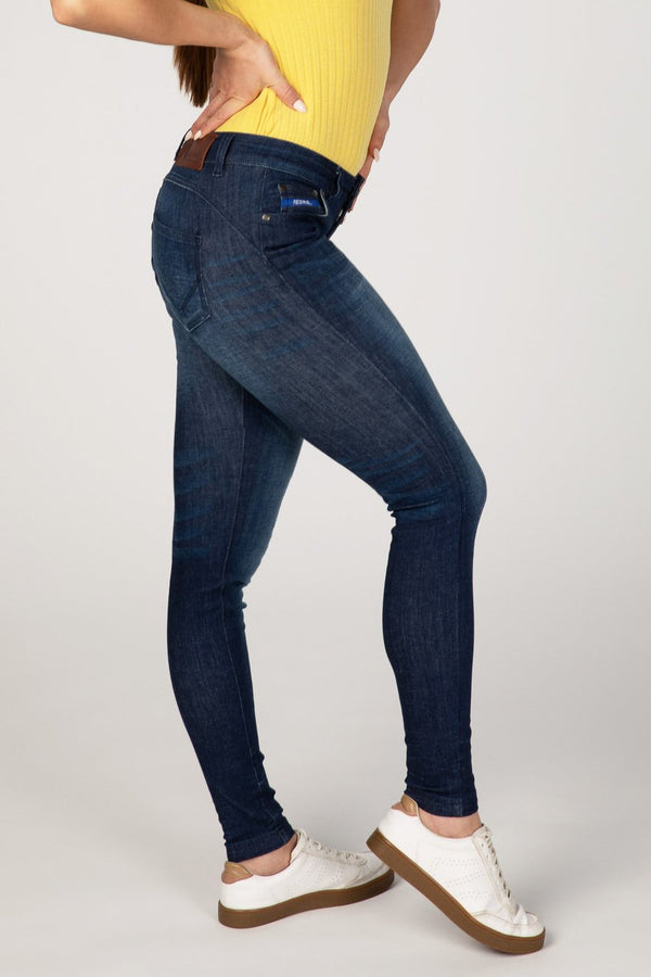 BODY FIT WOMEN'S JEANS - NIGHT BLUE