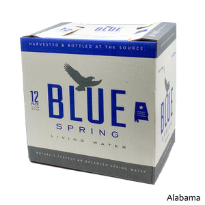 Blue Spring-Living-Water-Case-1-Liter