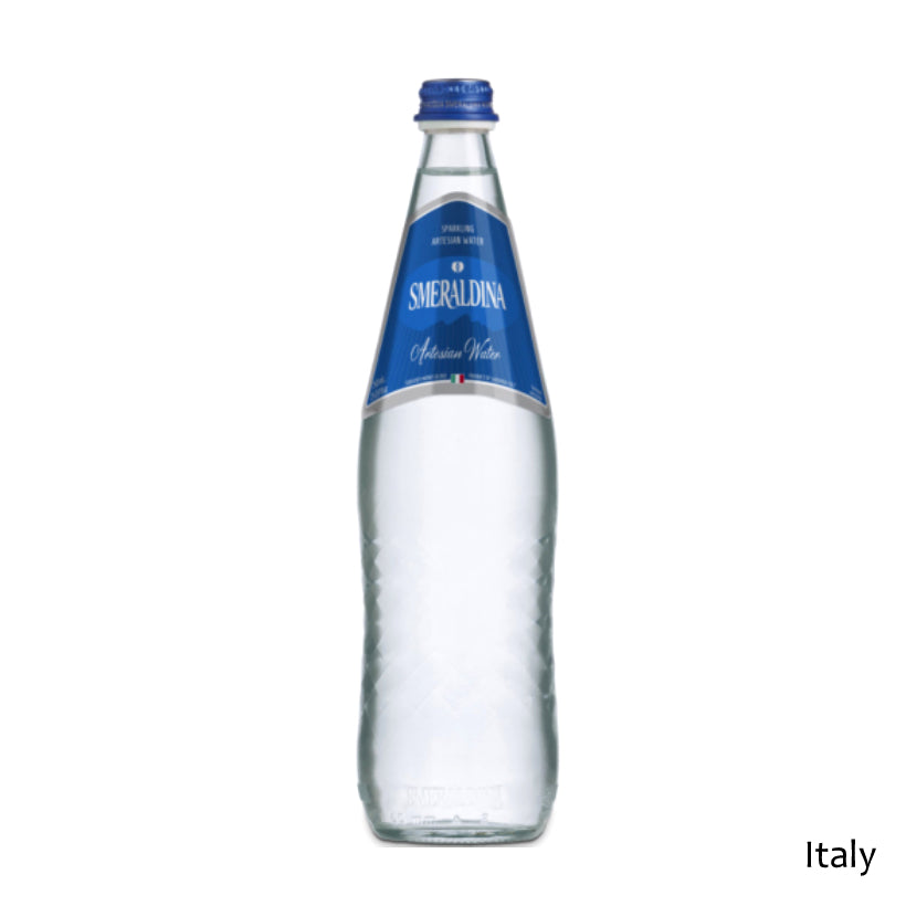 Smeraldina-750ml-Sparkling-Glass-Bottled-Water