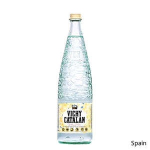 Vichy Catalan Caebonated Mineral Water 1 Liter