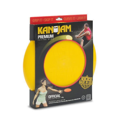 Official KanJam Flying Disc