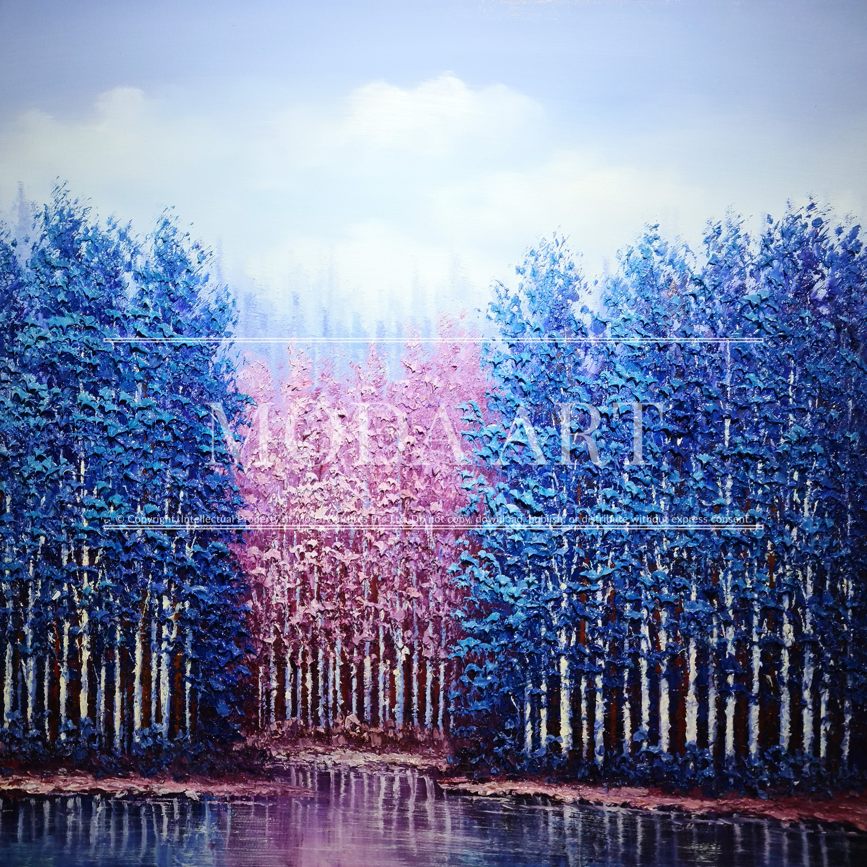 Blue Forest