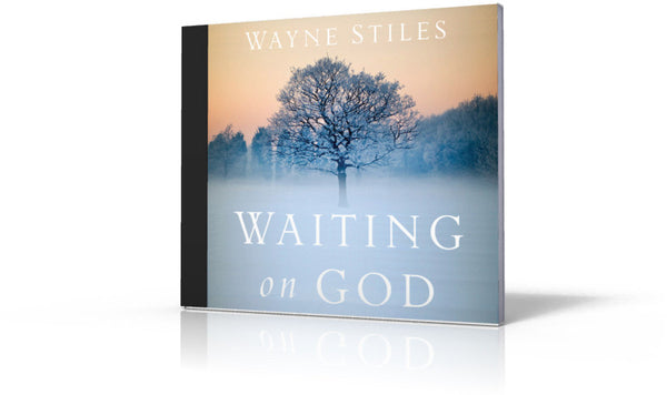 WAITING ON GOD (unabridged audiobook)