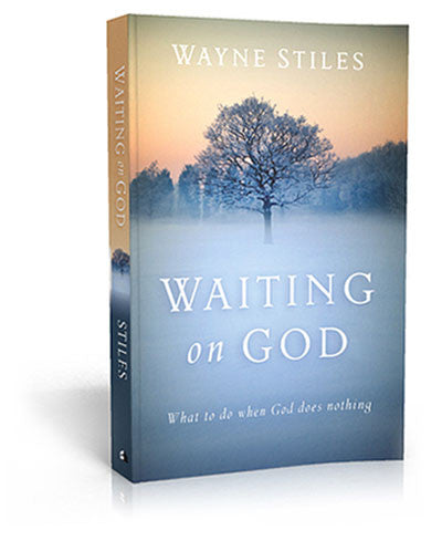 WAITING ON GOD (autographed softcover)