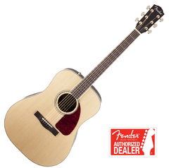 FENDERGuitar CD-320AS RW B&S AC Nat With Case | Guitare FENDER CD-320AS RW B&S AC Nat Avec Case - Centre de musique Victor