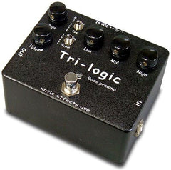 Pedal XOTIC Tri-Logic Bass Preamp | Pédale XOTIC Tri-Logic Bass Preamp - Centre de musique Victor