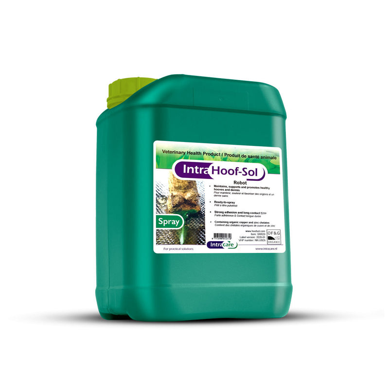 Intra Hoof-Sol Spray ROBOT 20 litres
