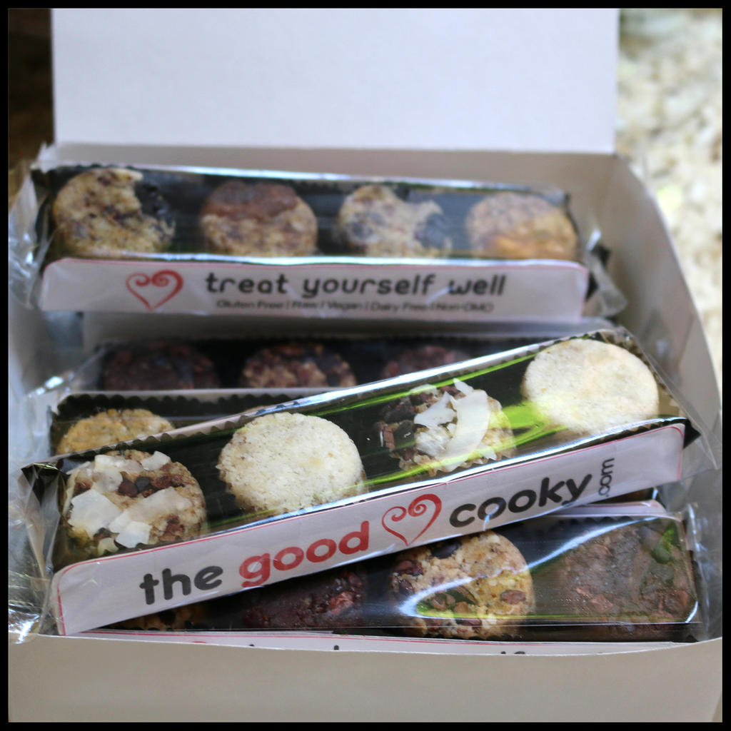 Assorted Collection 4-Pack Box (32 Cookies)